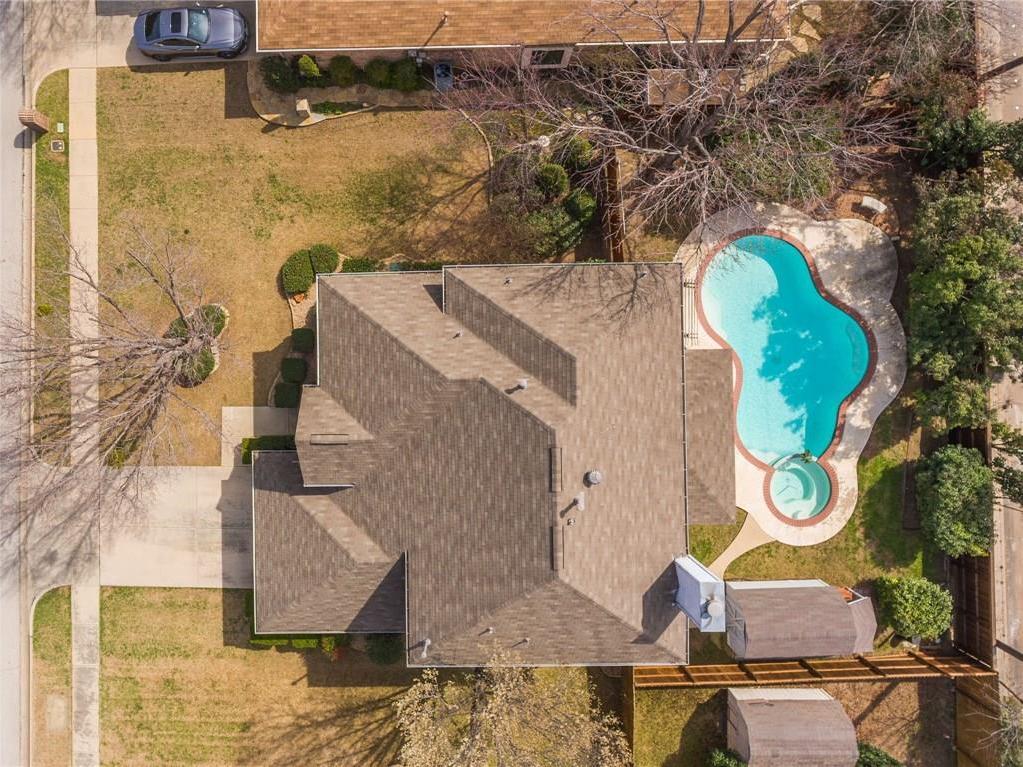 Keller ISD Home Pool  | 622 Monterey Drive Keller, Texas 76248 3