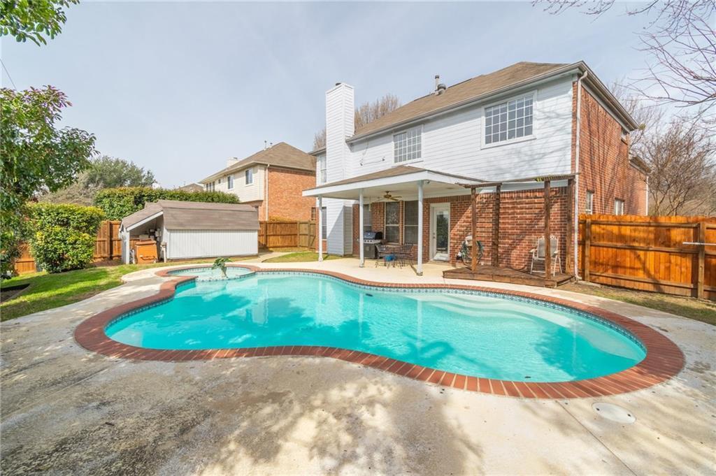 Keller ISD Home Pool  | 622 Monterey Drive Keller, Texas 76248 27