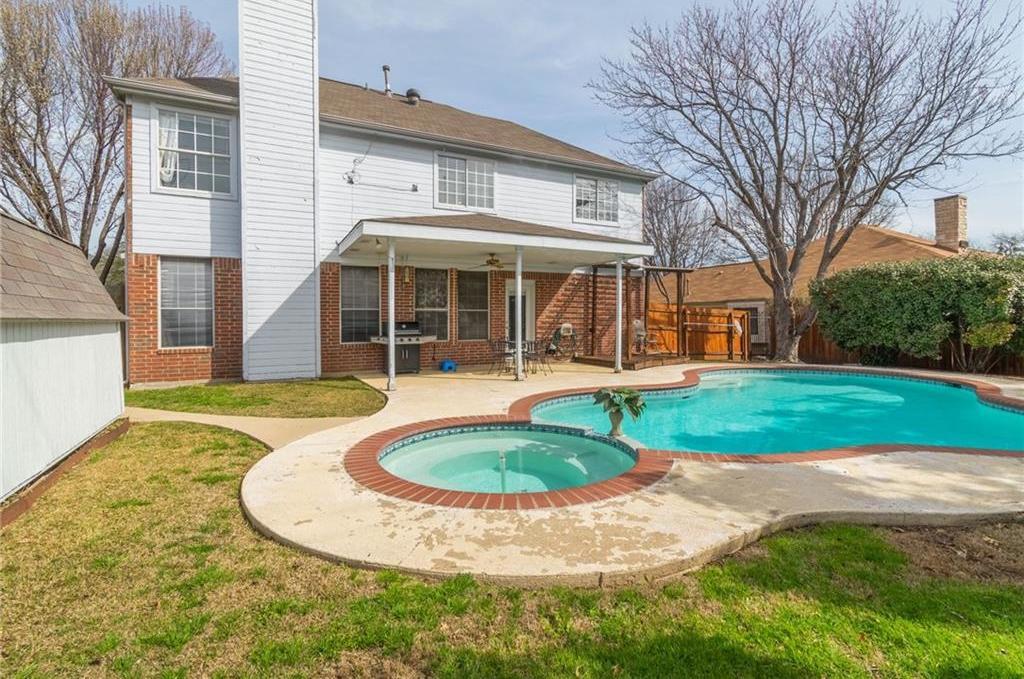 Keller ISD Home Pool  | 622 Monterey Drive Keller, Texas 76248 28