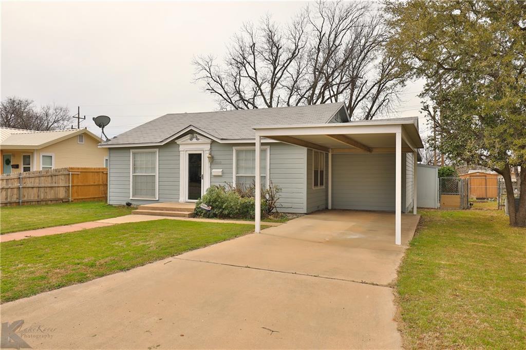 Sold Property | 1210 Ross Avenue Abilene, Texas 79605 1