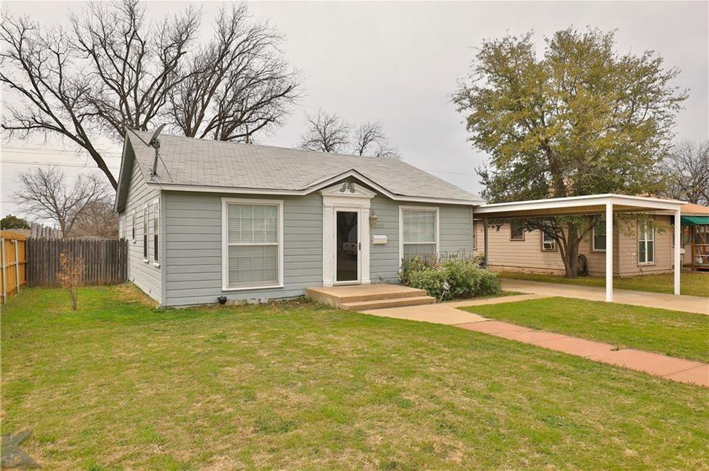Sold Property | 1210 Ross Avenue Abilene, Texas 79605 2