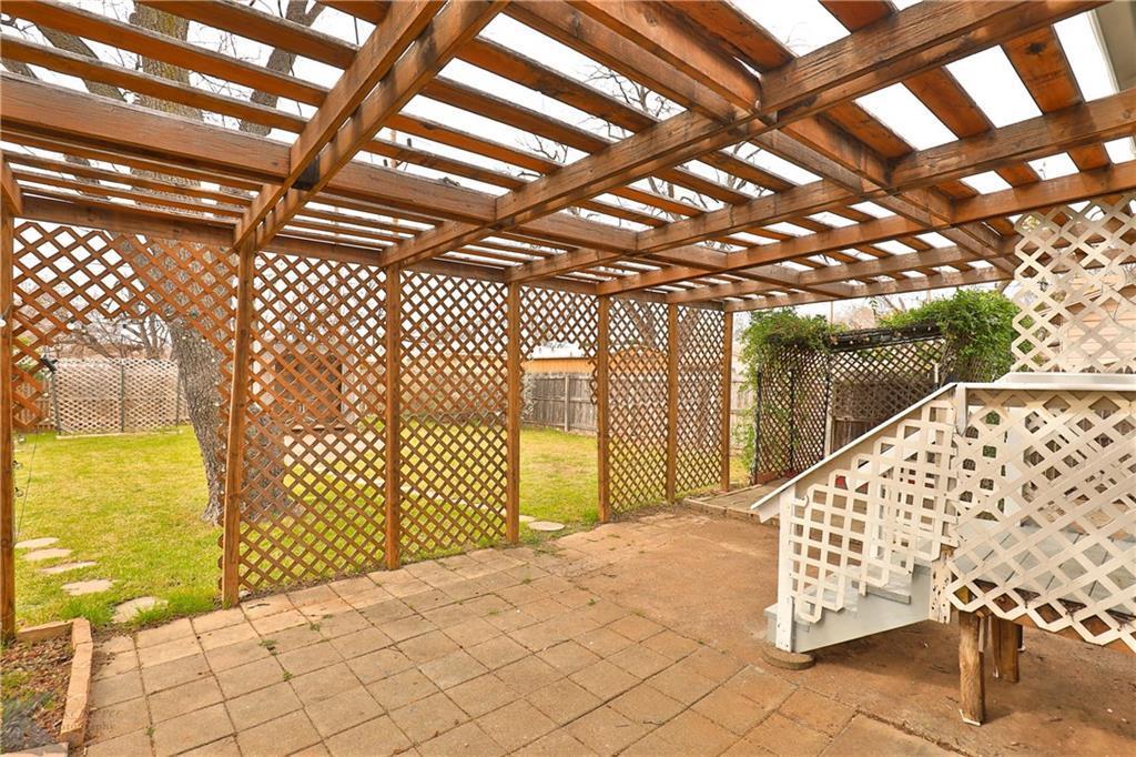 Sold Property | 1210 Ross Avenue Abilene, Texas 79605 29