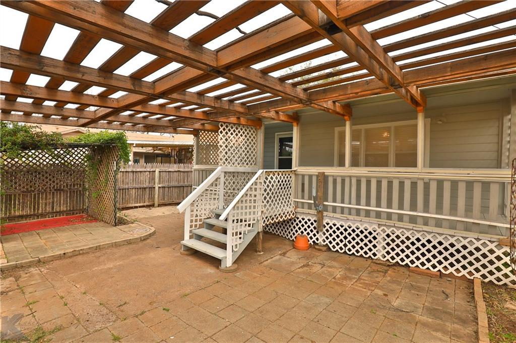 Sold Property | 1210 Ross Avenue Abilene, Texas 79605 30