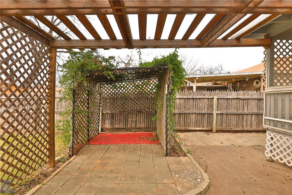 Sold Property | 1210 Ross Avenue Abilene, Texas 79605 31