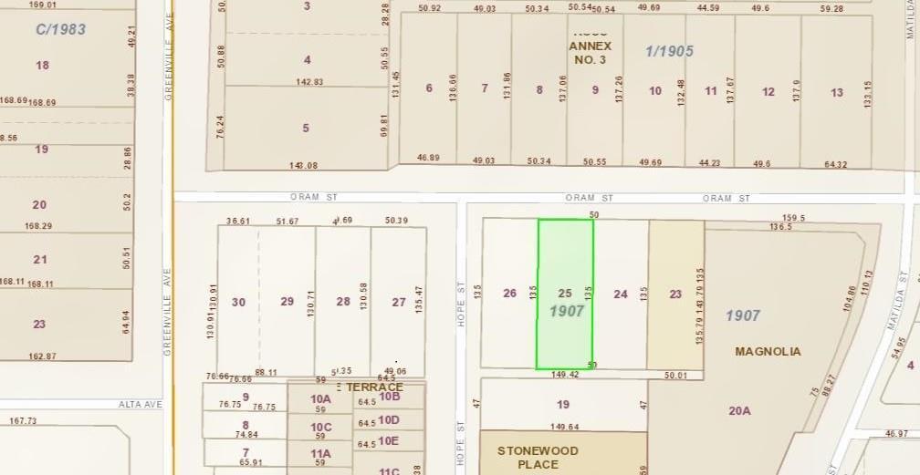 Sold Property | 5726 Oram Street Dallas, Texas 75206 0