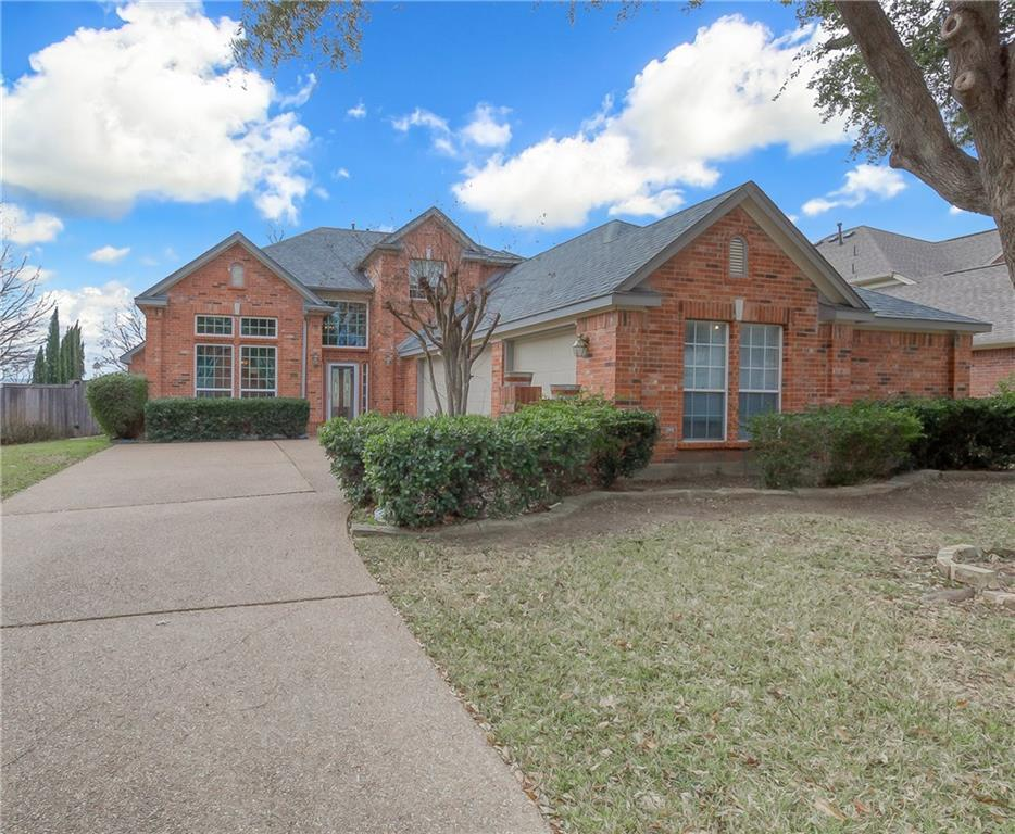 Leased | 3633 Cottonwood Springs Drive The Colony, Texas 75056 0