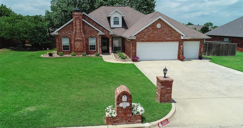 Off Market | 2107 Country Springs Street McAlester, Oklahoma 74501 0