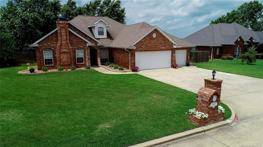 Off Market | 2107 Country Springs Street McAlester, Oklahoma 74501 1