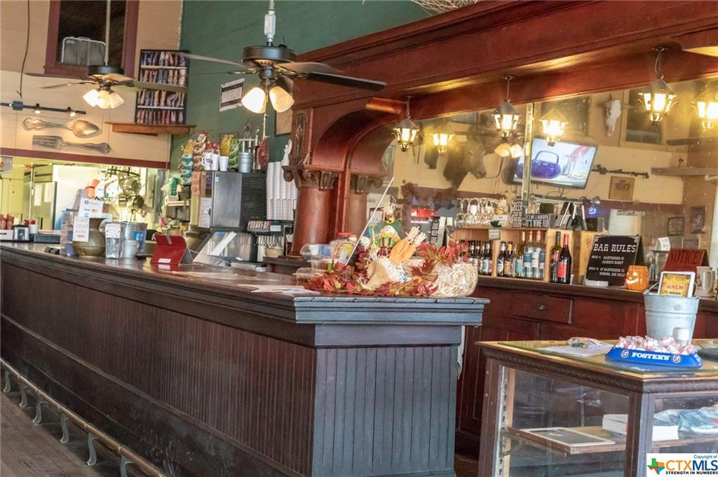 business, commercial, bar, restaurant, old country town feel, beer, wine, food, beverages, comfort   208 Broadway  Nordheim, TX 78141 14