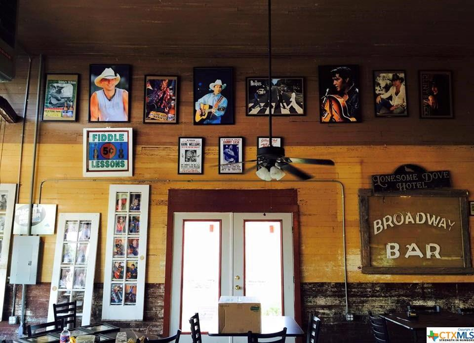 business, commercial, bar, restaurant, old country town feel, beer, wine, food, beverages, comfort | 208 Broadway  Nordheim, TX 78141 15