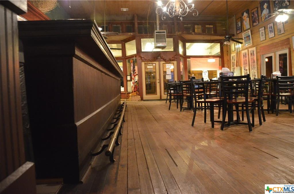 business, commercial, bar, restaurant, old country town feel, beer, wine, food, beverages, comfort   208 Broadway  Nordheim, TX 78141 16