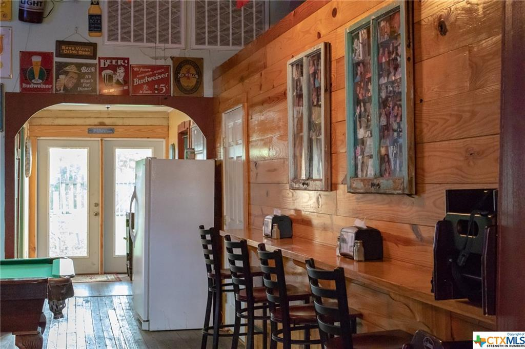 business, commercial, bar, restaurant, old country town feel, beer, wine, food, beverages, comfort | 208 Broadway  Nordheim, TX 78141 26