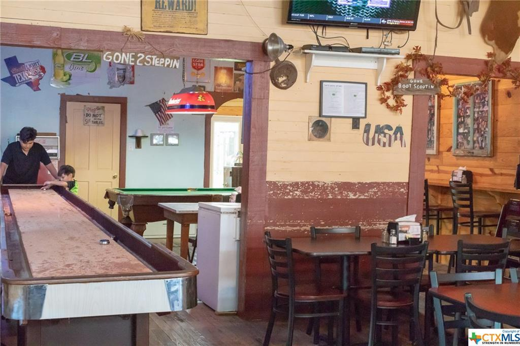 business, commercial, bar, restaurant, old country town feel, beer, wine, food, beverages, comfort | 208 Broadway  Nordheim, TX 78141 28