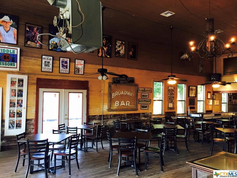 business, commercial, bar, restaurant, old country town feel, beer, wine, food, beverages, comfort | 208 Broadway  Nordheim, TX 78141 8