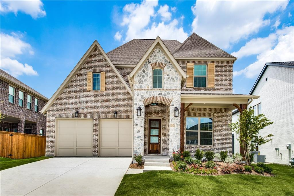 Sold Property | 8091 Piedmont  Frisco, Texas 75035 0