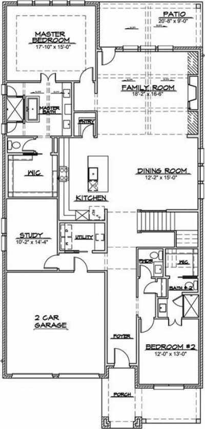 Sold Property | 8091 Piedmont  Frisco, Texas 75035 20
