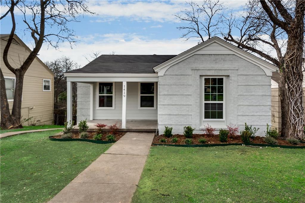 Active | 1419 S Marsalis Avenue Dallas, Texas 75216 0