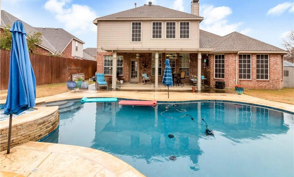 Sold Property | 1401 Limestone Creek Drive Keller, Texas 76248 34