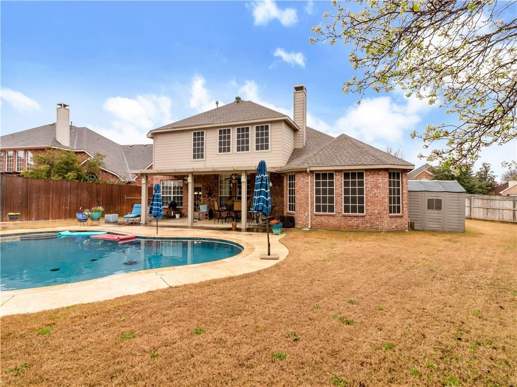 Sold Property | 1401 Limestone Creek Drive Keller, Texas 76248 36
