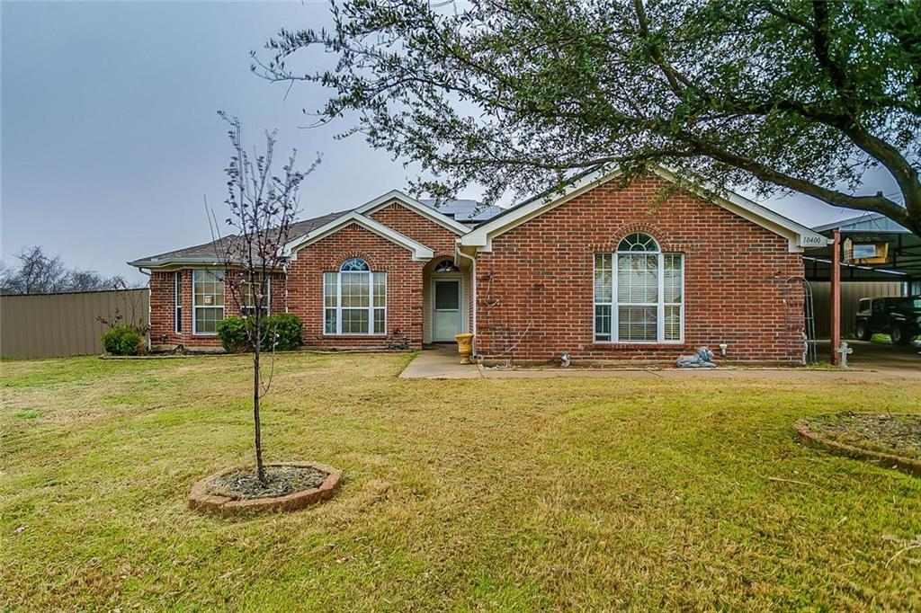 Sold Property | 10400 Brangus Drive Crowley, Texas 76036 0