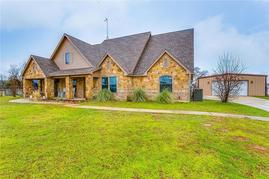 Sold Property | 157 Amanda Lane Reno, TX 76082 1