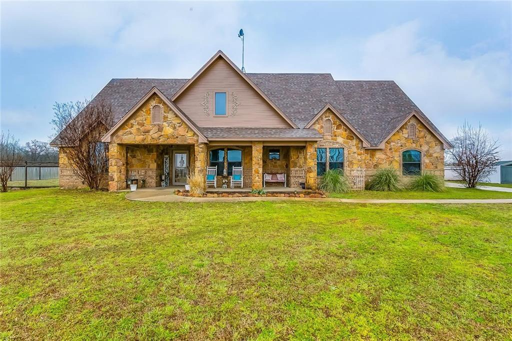Sold Property | 157 Amanda Lane Reno, TX 76082 2