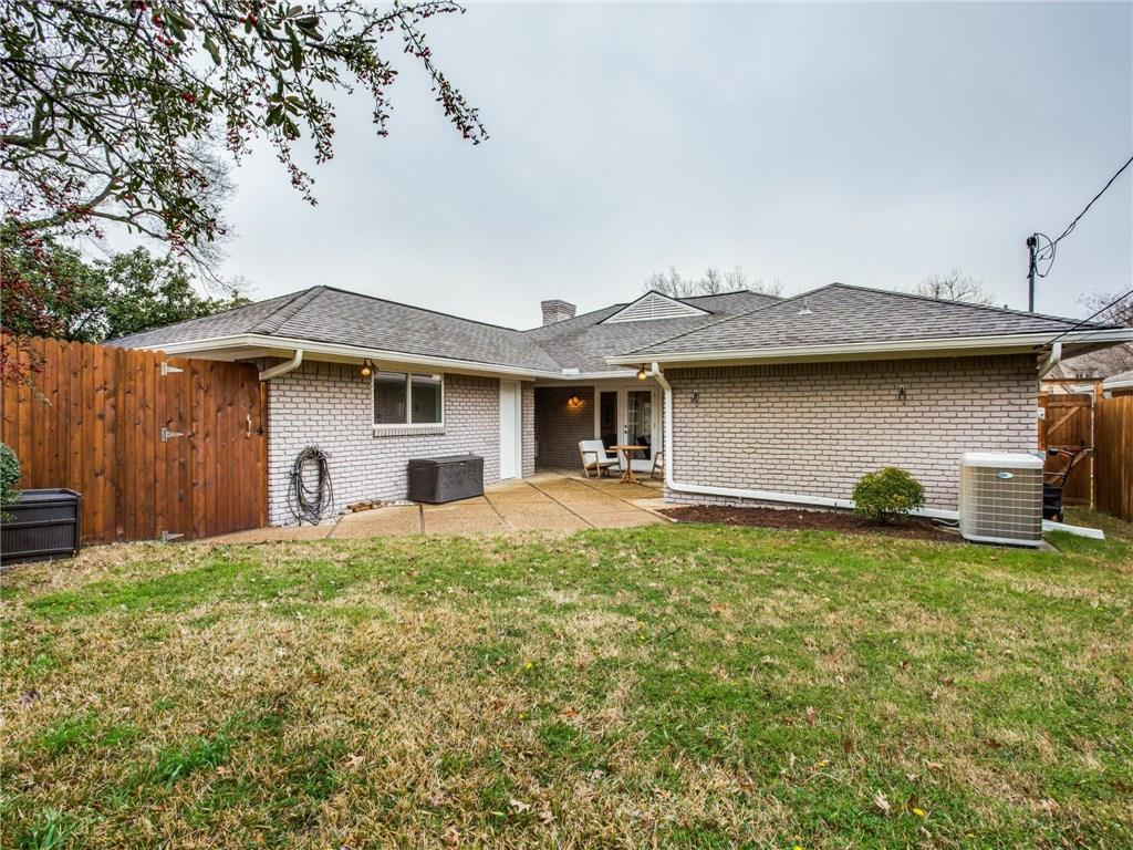 Sold Property | 6846 Carolyncrest Drive Dallas, Texas 75214 24