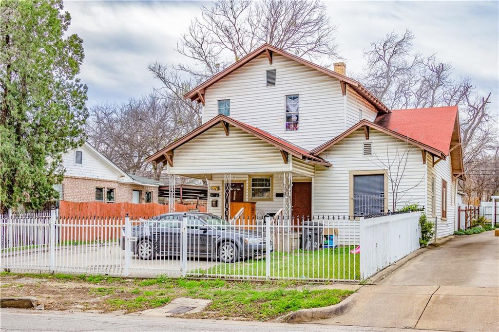 Sold Property   2311 Market Avenue Fort Worth, Texas 76164 0