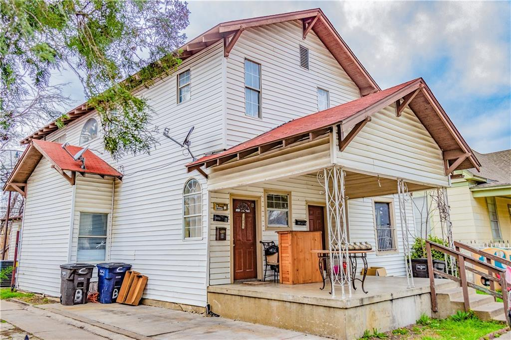 Sold Property   2311 Market Avenue Fort Worth, Texas 76164 3