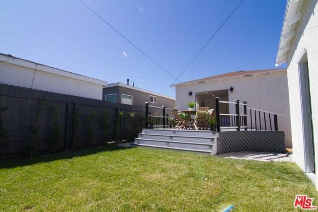 west adams, opportunity zone, los angeles, culver city, best home, back yard, real estate, paul fisher, yard, patio, big kitchen   2644 S SPAULDING Avenue Los Angeles, CA 90016 17