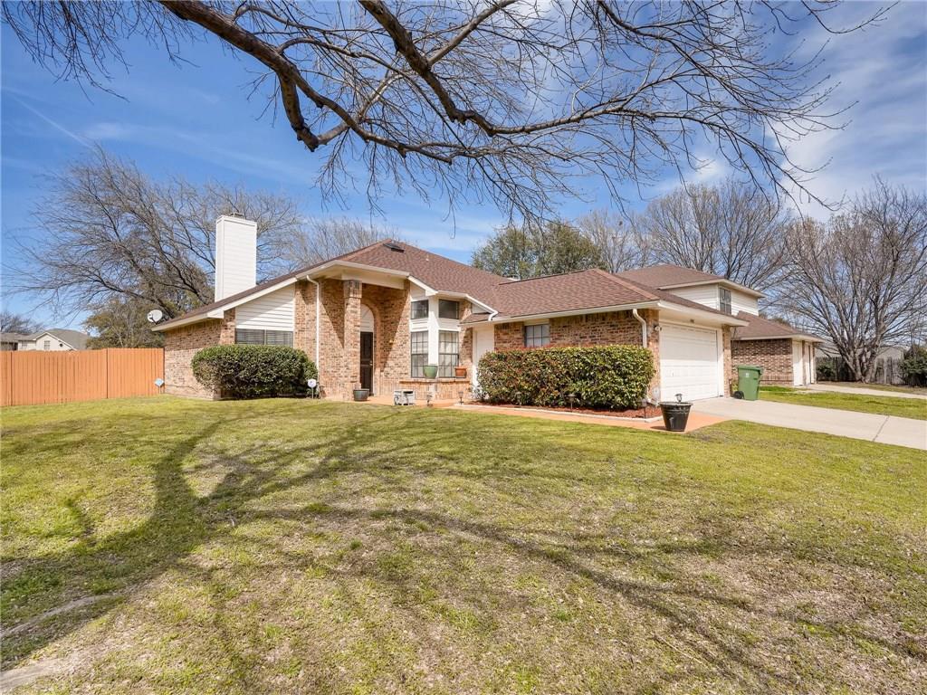 Sold Property | 2401 Sutton Drive Arlington, Texas 76018 2