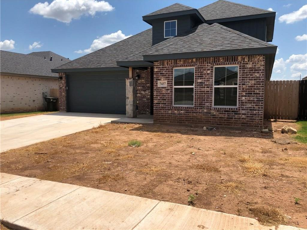 Sold Property | 7437 Salerno Court Abilene, TX 79606 1