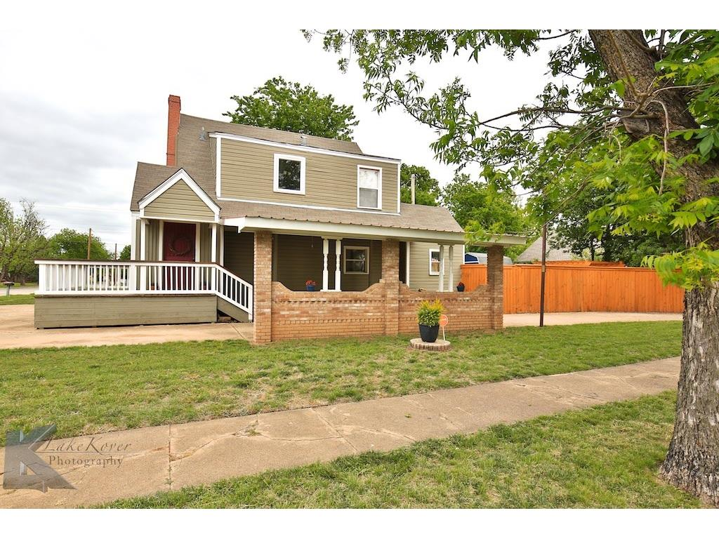 Sold Property | 1741 S 13th Street Abilene, Texas 79602 1