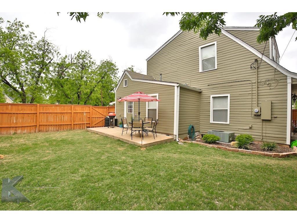 Sold Property | 1741 S 13th Street Abilene, Texas 79602 31