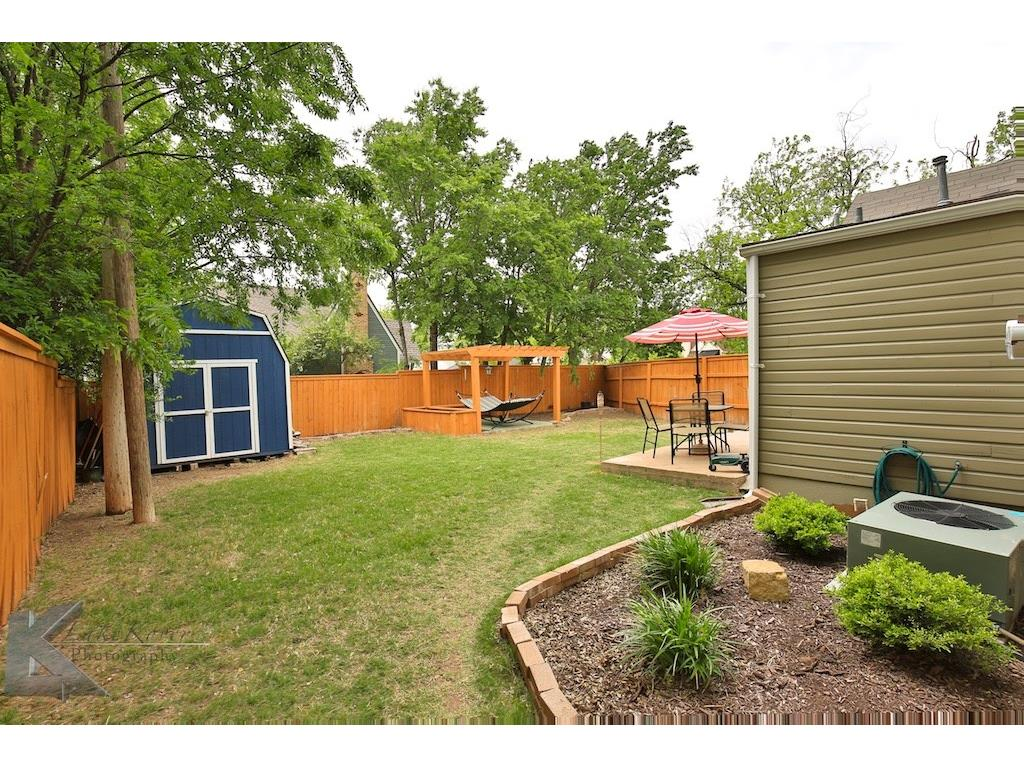 Sold Property | 1741 S 13th Street Abilene, Texas 79602 34