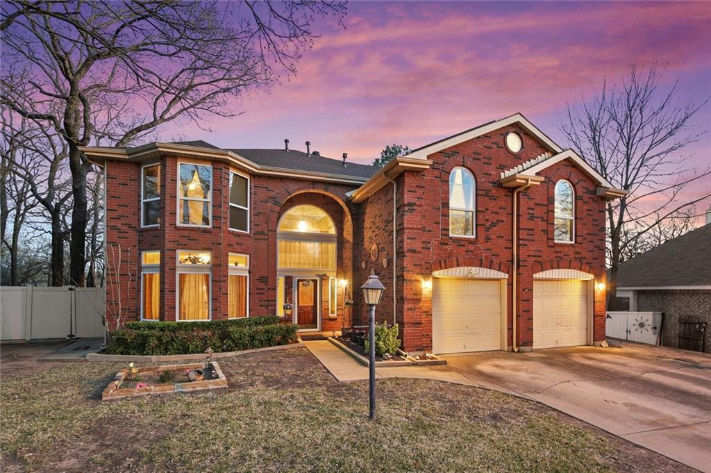 Sold Property | 4320 Solitude Court Arlington, TX 76017 0