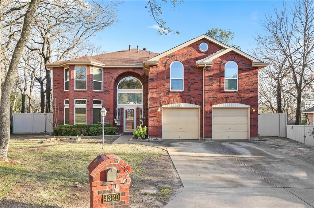 Sold Property | 4320 Solitude Court Arlington, TX 76017 1