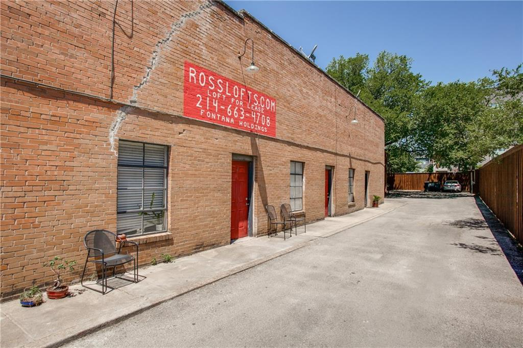 Leased | 3129 Ross Avenue #6 Dallas, Texas 75204 2