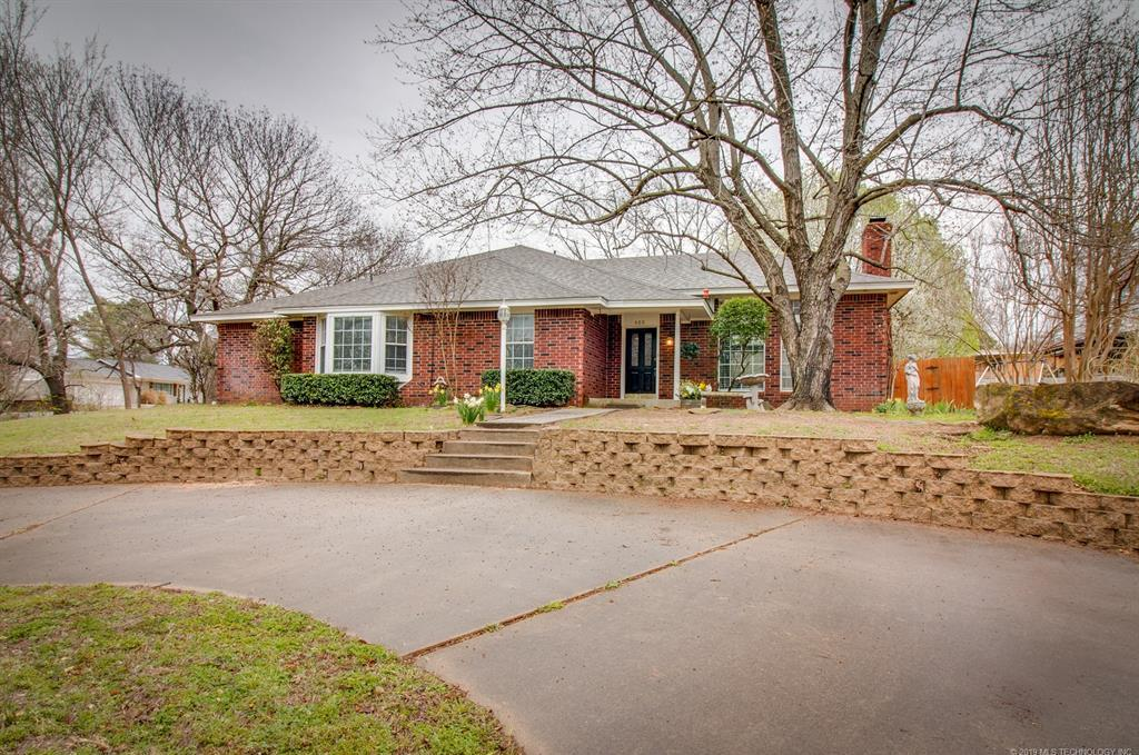 Off Market | 600 S Country Club Road Ada, Oklahoma 74820 0
