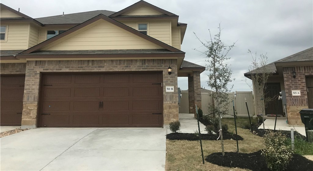 Leased | 511 JACK RABBIT Lane #B Buda, TX 78610 0
