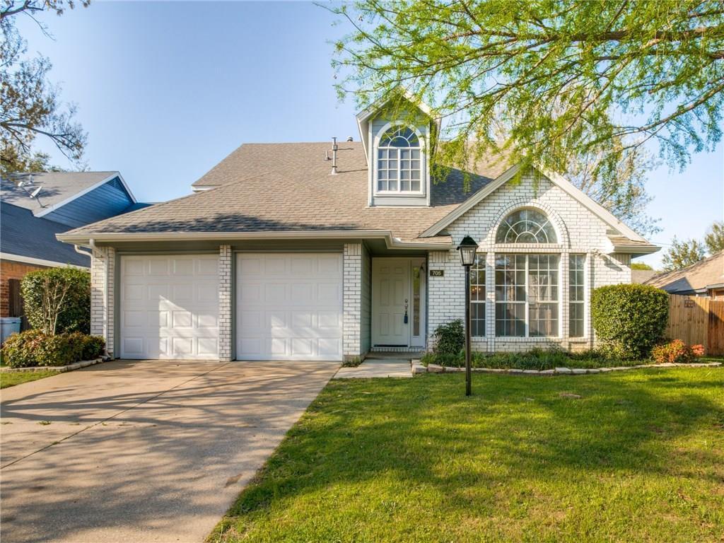 Sold Property | 705 Timbercreek Drive Hurst, Texas 76053 0