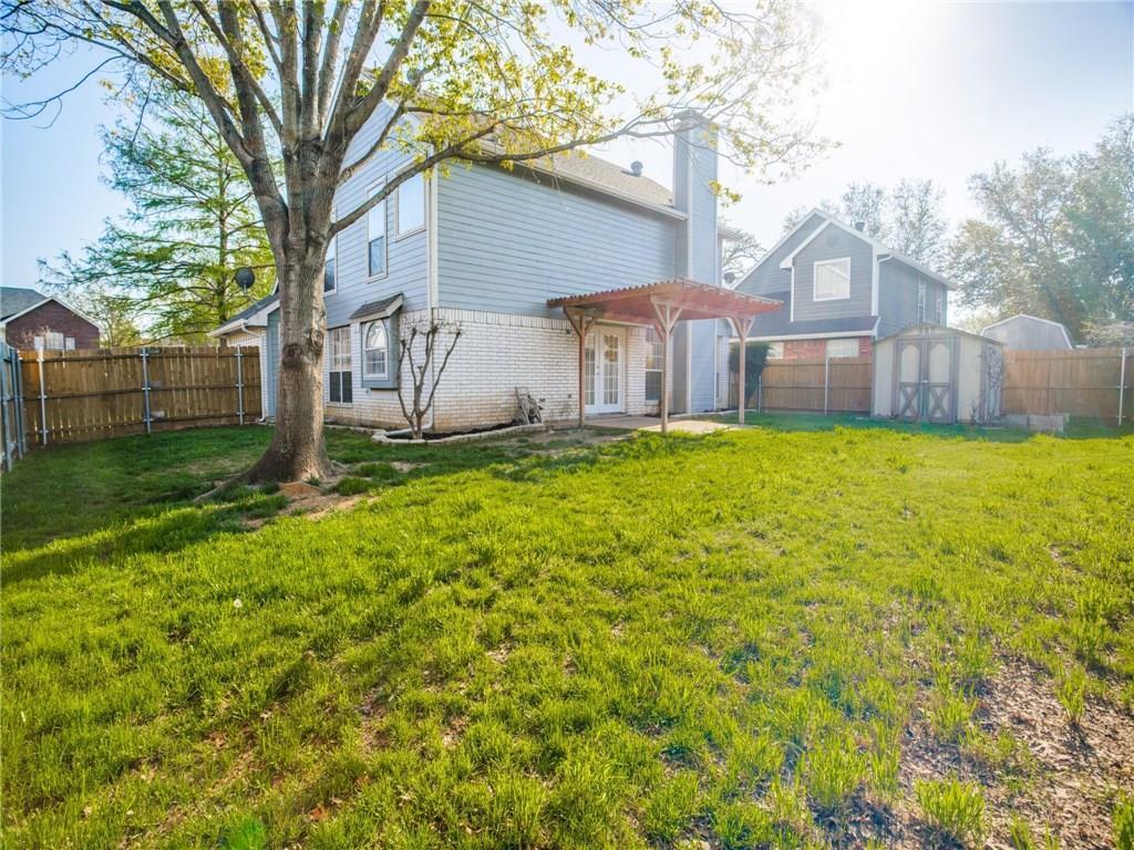 Sold Property | 705 Timbercreek Drive Hurst, Texas 76053 23