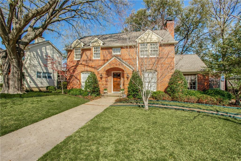 Sold Property | 7121 Westlake Avenue Dallas, Texas 75214 2
