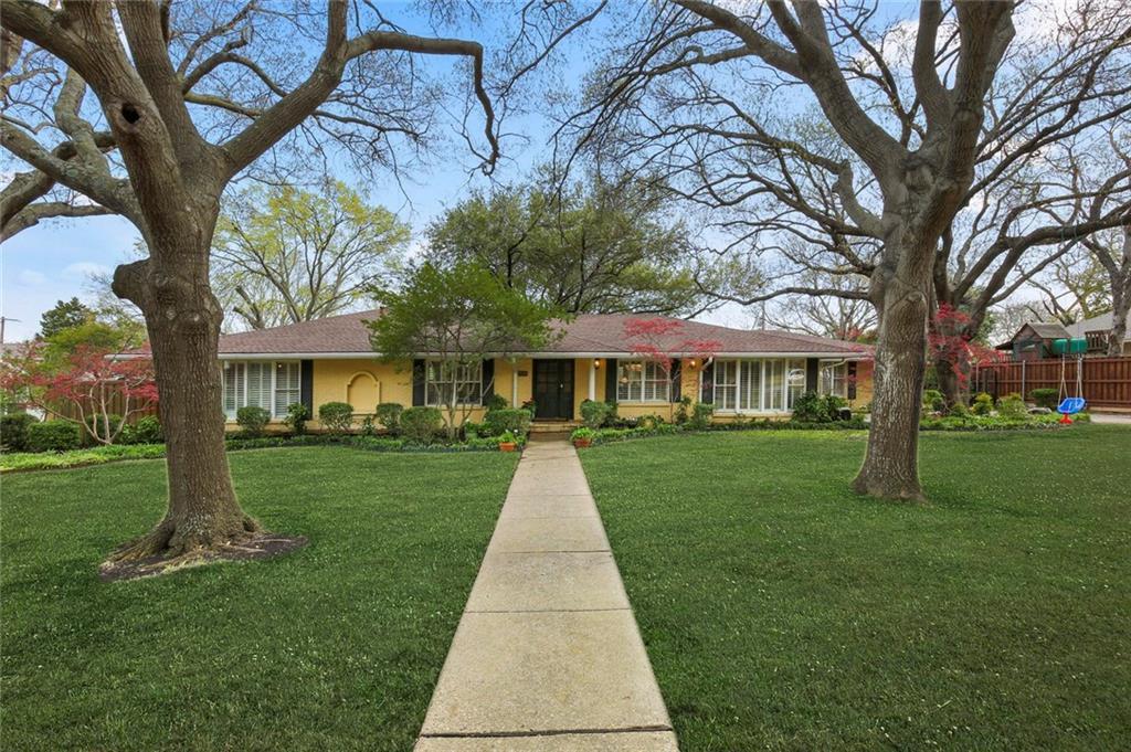 Dallas Real Estate | 7530 Overdale Drive Dallas, Texas 75254 2