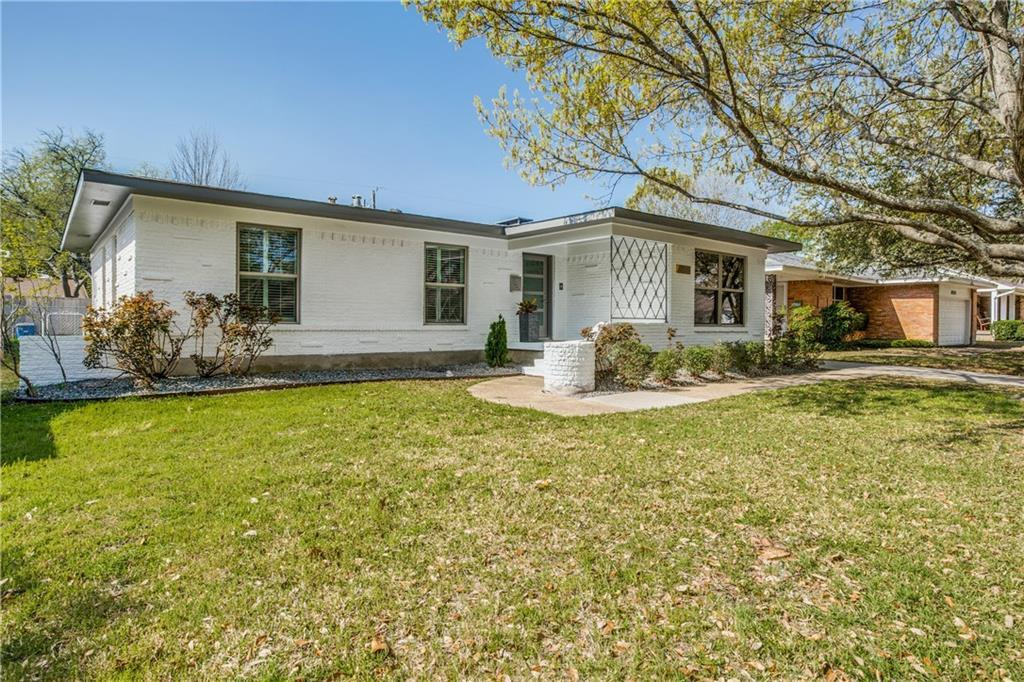 Sold Property | 6932 Wake Forrest Drive Dallas, Texas 75214 2
