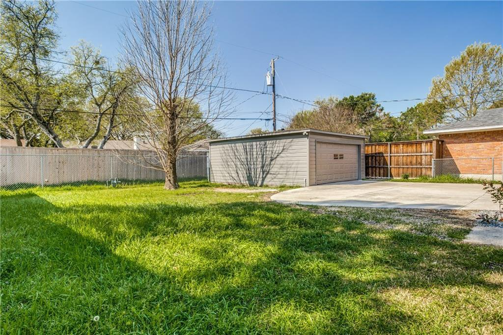 Sold Property | 6932 Wake Forrest Drive Dallas, Texas 75214 24