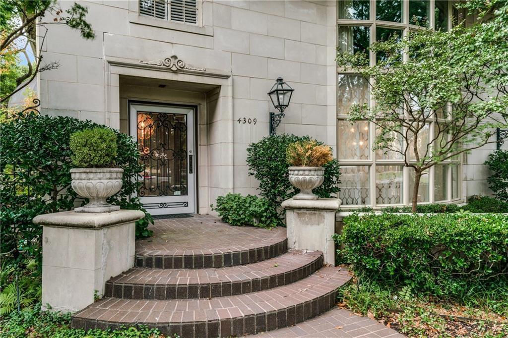 Sold Property | 4309 University Boulevard University Park, Texas 75205 5