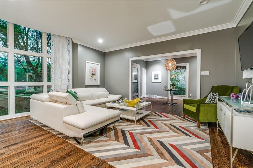 Sold Property | 4309 University Boulevard University Park, Texas 75205 8