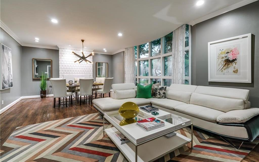 Sold Property | 4309 University Boulevard University Park, Texas 75205 9