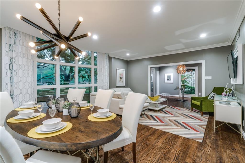 Sold Property | 4309 University Boulevard University Park, Texas 75205 10